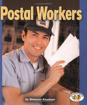 Cover of: Postal workers