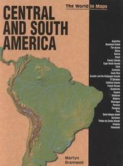 Cover of: Central and South America | Martyn Bramwell