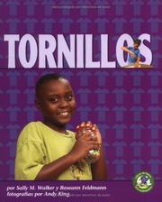 Cover of: Tornillos