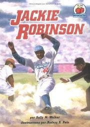 Cover of: Jackie Robinson | Sally M. Walker