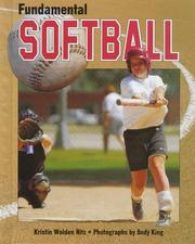 Cover of: Fundamental softball