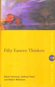 Cover of: Fifty Eastern Thinkers