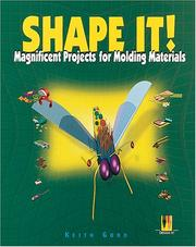 Cover of: Shape It!