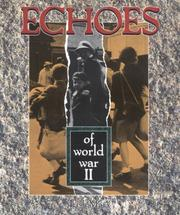 Cover of: Echoes of World War II | Trish Marx