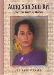 Cover of: Aung San Suu Kyi