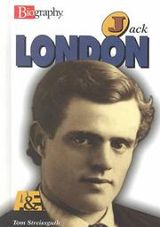 Cover of: Jack London (Biography (a & E))