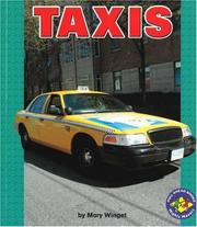 Cover of: Taxis (Pull Ahead Books)
