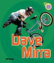 Cover of: Dave Mirra (Amazing Athletes)