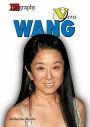 Cover of: Vera Wang (A&E Biography)
