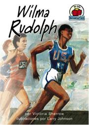 Cover of: Wilma Rudolph (Yo Solo: Biografías/on My Own Biography)