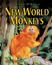 Cover of: New World Monkeys (Nature Watch) | Melissa Stewart