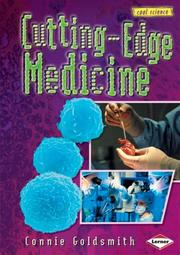 Cover of: Cutting-Edge Medicine (Cool Science)