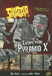Twisted Journeys, Escape from Pyramid X (Twisted Journeys)