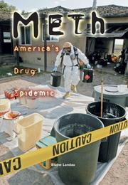 Cover of: Meth