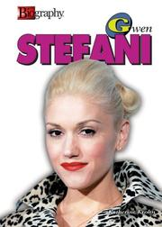 Cover of: Gwen Stefani (Biography (A & E))