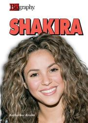 Cover of: Shakira (Biography (a & E))