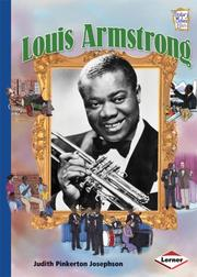 Cover of: Louis Armstrong (History Maker Bios)