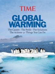 Cover of: Time Global Warming (Time Inc.)