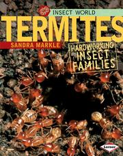 Termites by Sandra Markle