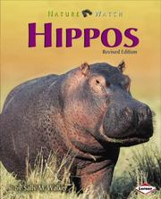 Cover of: Hippos (Nature Watch)