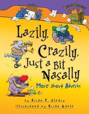 Cover of: Lazily, Crazily, Just a Bit Nasally