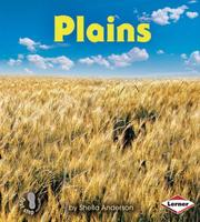 Cover of: Plains | Sheila Anderson