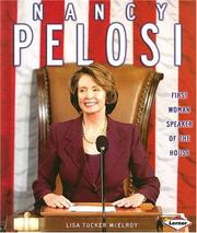 Nancy Pelosi by Lisa Tucker McElroy