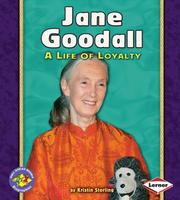 Jane Goodall by Kristin Sterling