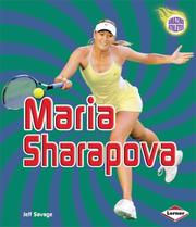 Cover of: Maria Sharapova (Amazing Athletes)
