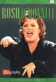 Cover of: Rosie O'Donnell (A & E Biography)