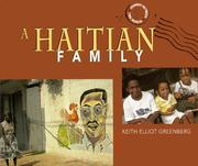 Cover of: A Haitian Family (Journey Between Two Worlds)