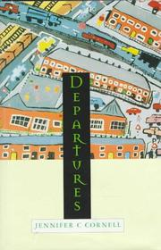 Cover of: Departures | Jennifer C. Cornell