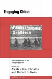 Cover of: Engaging China