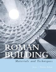 Cover of: Roman Building