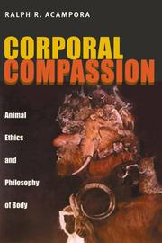 Cover of: Corporal Compassion | Ralph R. Acampora