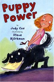 Cover of: Puppy Power | Judy Cox