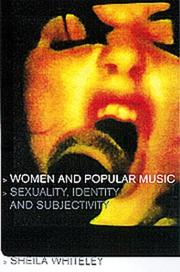 Cover of: Women and Popular Music