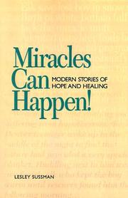 Cover of: Miracles Can Happen