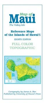 Cover of: Reference Maps of the Islands of Hawaii | James A. Beir