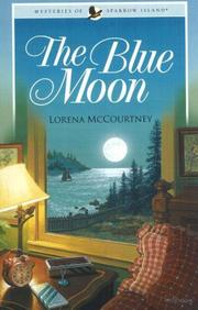Cover of: The Blue Moon (Mysteries of Sparrow Island #3)