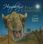 Cover of: Humphrey's first Christmas