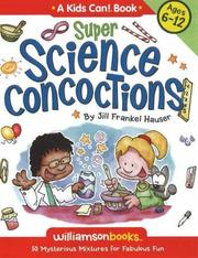 Cover of: Super Science Concoctions