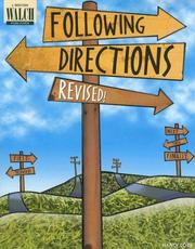 Cover of: Following Directions