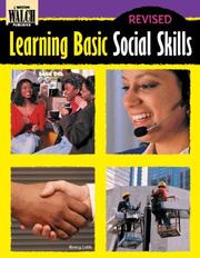 Cover of: Learning Basic Social Skills