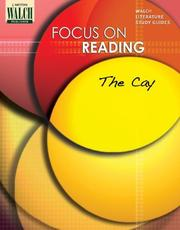 Cover of: Focus On Reading: The Cay:grades 4-6 (Focus on Reading) | Walch