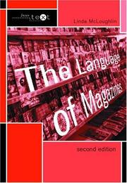 Cover of: The language of magazines