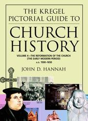 Cover of: Kregel Pictorial Guide to Church History, The, Vol. 4