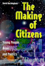 Cover of: The Making of Citizens