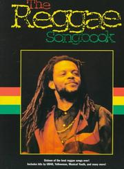 Cover of: The Reggae Songbook | Music Sales Corporation