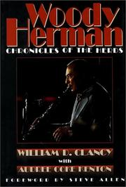 Cover of: Woody Herman | William D. Clancy